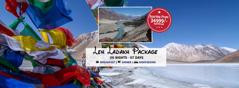 Leh Ladakh Holiday Package